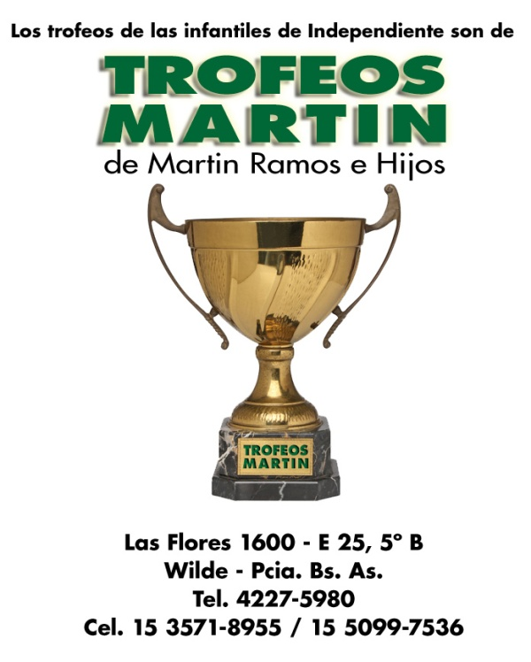 Trofeos Martin